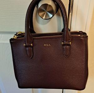 Mini Newbury Leather Satchel
